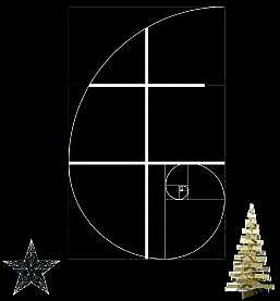 Kettőskereszt és Fibonaccci arány Fibonacci vagy arany-arány, illetve aranymetszés ábrázolások. A kettőskereszt a rovás